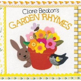 Garden Rhymes, Board Book