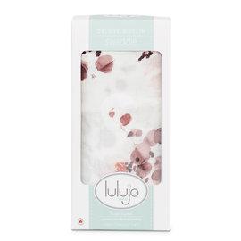 Lulujo Eucalyptus Cotton Muslin Swaddle