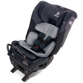 Diono Radian 3QX Latch Convertible Car Seat Black Jet
