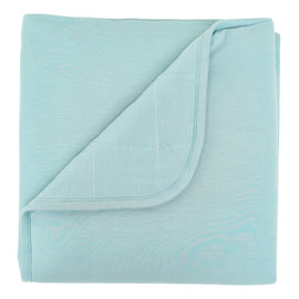Kyte Baby Sea Mist Bamboo Baby Blanket