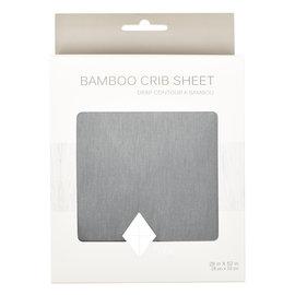 Kyte Baby Chrome Bamboo Crib Sheet