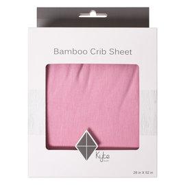 Kyte Baby Dusk Bamboo Crib Sheet