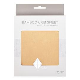 Kyte Baby Honey Bamboo Crib Sheet