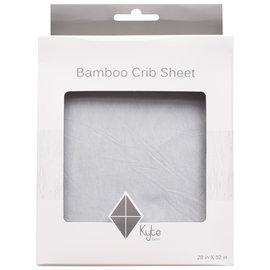 Kyte Baby Storm Bamboo Crib Sheet