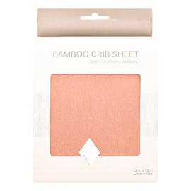Kyte Baby Terracotta Bamboo Crib Sheet