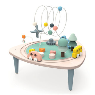 New! Janod Sweet Cocoon Activity Table