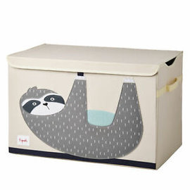 3 Sprouts Toy Chest, Sloth