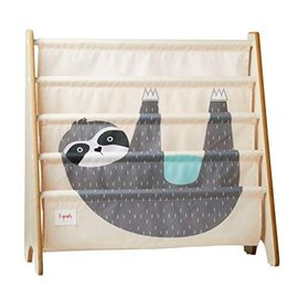 3 Sprouts Book Rack, Sloth