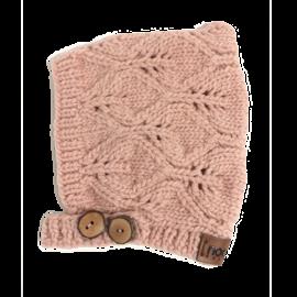 Nooks Cherry Blossom Merino Wool Bonnet