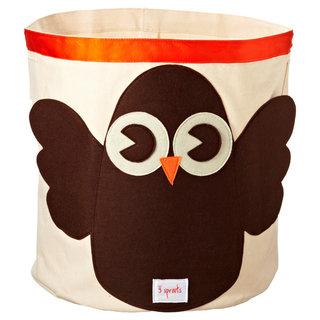 Toy Bin, Woodland Owl