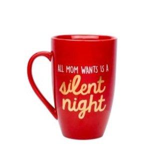 All Mom Wants is a Silent Night Mug