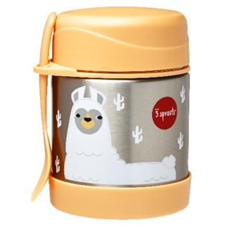 Llama Stainless Steel Food Jar