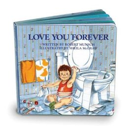 Love You Forever, Board Book