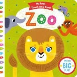 Zoo, My First Touch & Feel Board Book