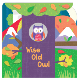 Wise Old Owl, Board Book