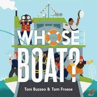 Who's Boat? Board Book