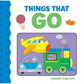Things That Go, Playful Shapes Board Book