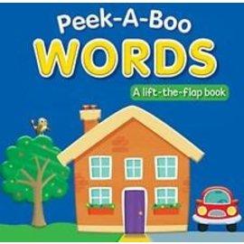 Peekaboo Words, Board Book