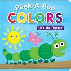Peekaboo Colours, Board Book