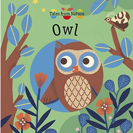 Owl, Tales of Nature Board Book