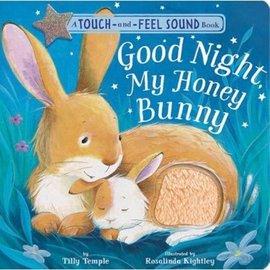 Good Night My Hunny Bunny, Sound Book