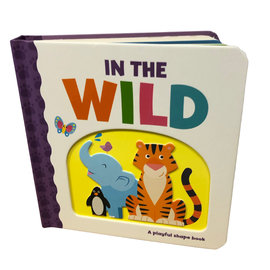 In The Wild, Playful Shapes Board Book