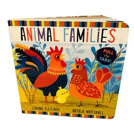 Animal Families, Board Book