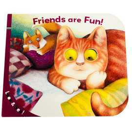 Friends Are Fun, Board Book
