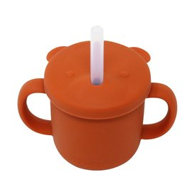 Glitter & Spice Bohemian Rust Silicone Cup