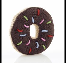 Chocolate Donut Rattle