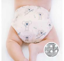 Koala One-Size Snap Pocket Diaper