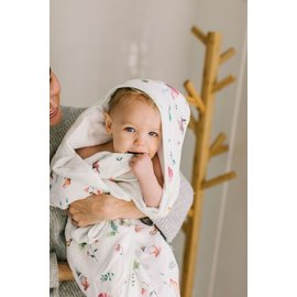 Loulou Lollipop Woodland Gnome Hooded Towel Set