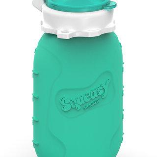 Aqua Blue 6oz Squeasy Snacker