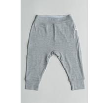 Heather Grey Baby Pants
