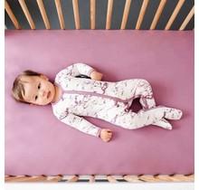Mulberry Bamboo Crib Sheet