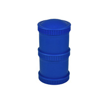 Navy Blue Snack Stack (2 pod base + 1 lid), Re-Play