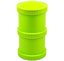 Green Snack Stack (2 pod base + 1 lid), Re-Play