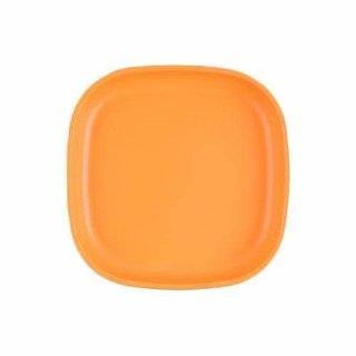 "Orange Large 9"" Re-Play Flat Plate"