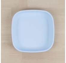 """Ice Blue Re-Play 7"""" Flat Plate"""