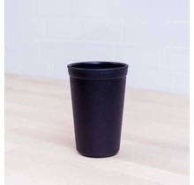 Black Re-Play Drinking Cup/Tumbler