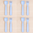 Re-Play Ice Blue Re-Play Utensils, 8 pk