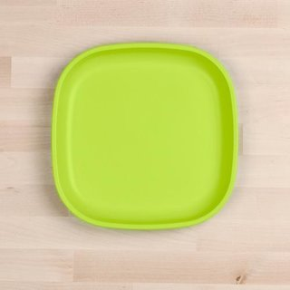 """Green Large 9"""" Re-Play Flat Plate"""
