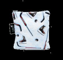 Hockey Large Snack Bag