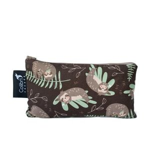 Sloths Medium Snack Bag