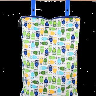 Owls Extra Large Wet Bag