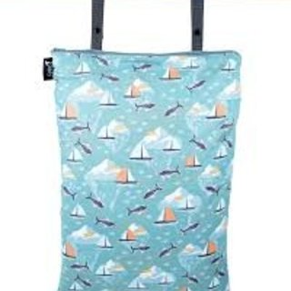 Narwhal Extra Large Wet Bag