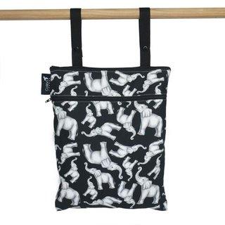Elephant Double Duty Wet Bag