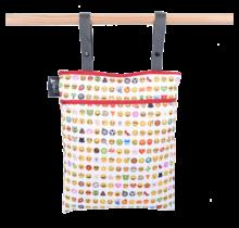 Emoji Double Duty Wet Bag