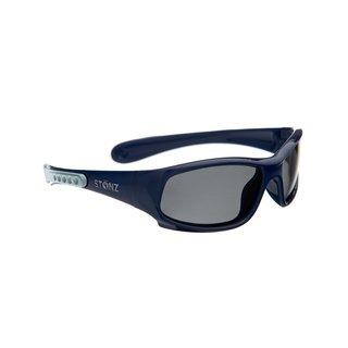 Navy/Haze Blue Stonz Baby Sport Sunnies