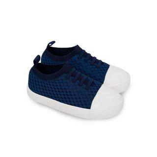 Navy Shoreline Shoe